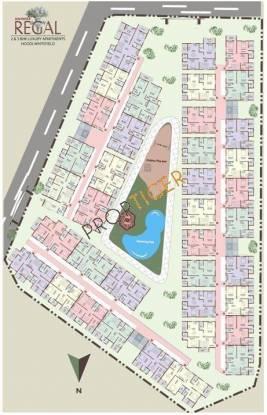 Mahaveer Regal Master Plan