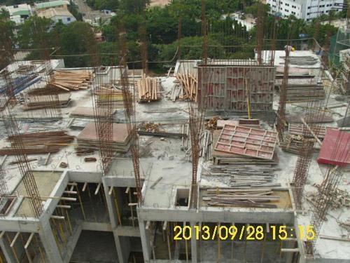 Skylark Esta Construction Status