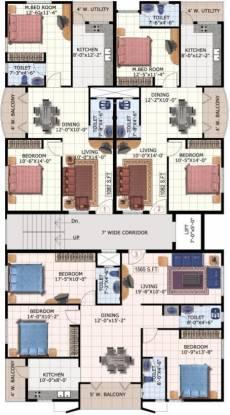 DSR Topaz Cluster Plan