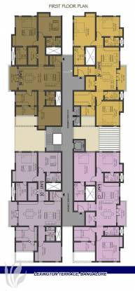 Devinarayan Lexington Terrace Cluster Plan