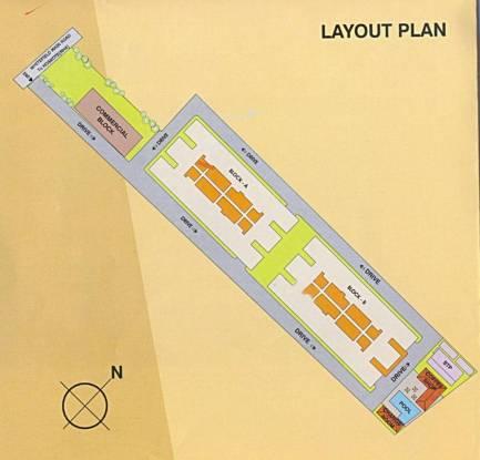 Ittina Anu Layout Plan