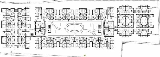 Kataria Eco City Cluster Plan