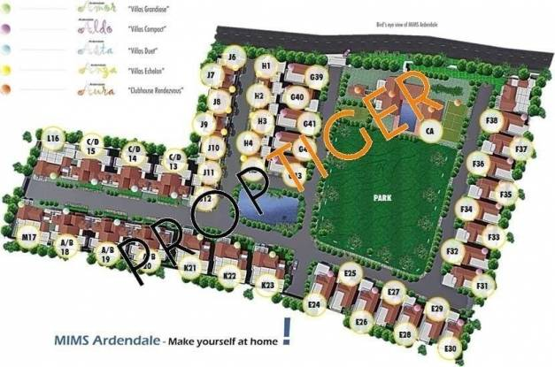 MIMS Ardendale Master Plan