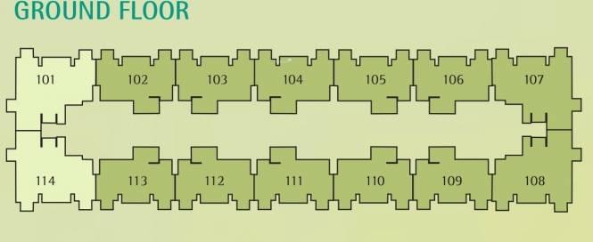 Arya Lotus Cluster Plan