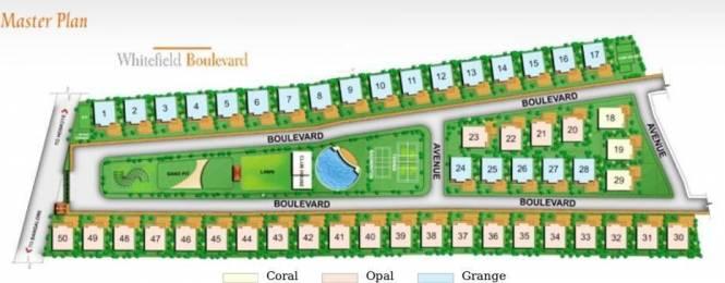 Indaus Indaus Boulevard Master Plan