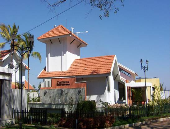 Chaithanya Ananya Elevation