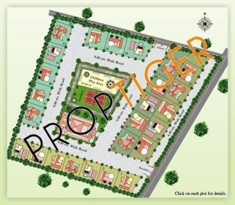 Jatti Dwarakamai Master Plan