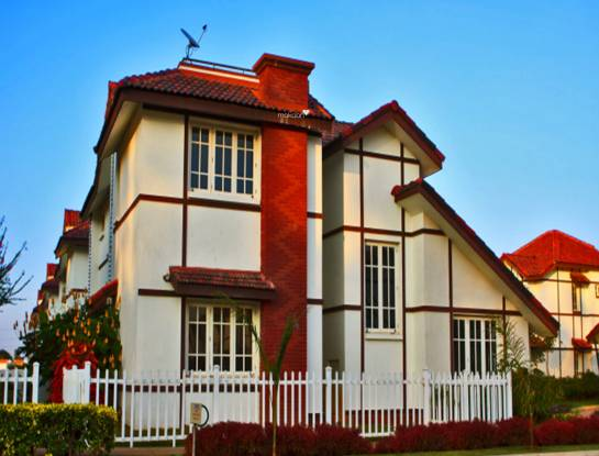 Chaithanya Samarpan Villa Elevation