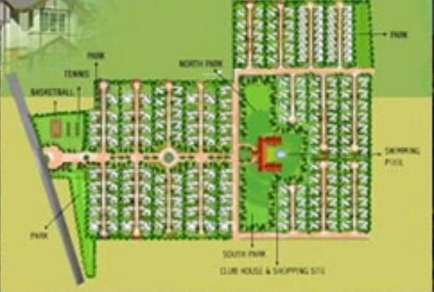 Chaithanya Samarpan Villa Master Plan