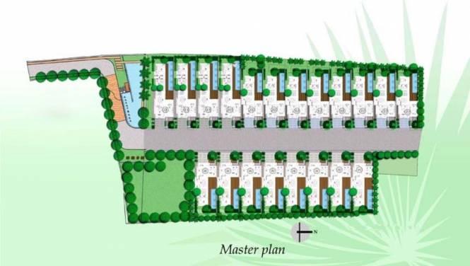 Chaithanya Oakville Master Plan