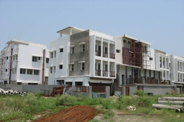 USE Charulata Construction Status