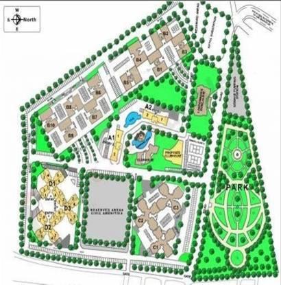 L&T South City Master Plan