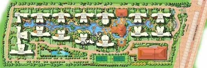 Purva Purva Riviera Master Plan