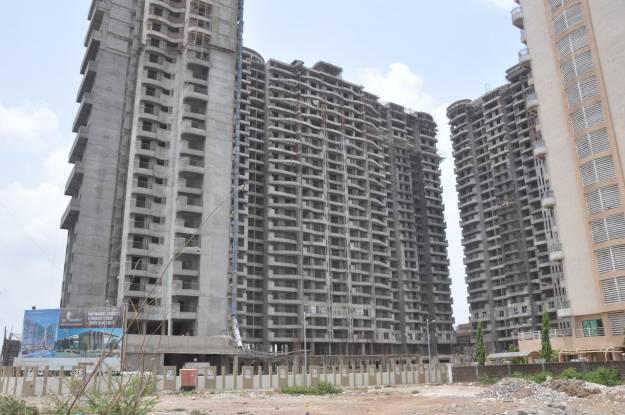 Paradise Sai Mannat Construction Status