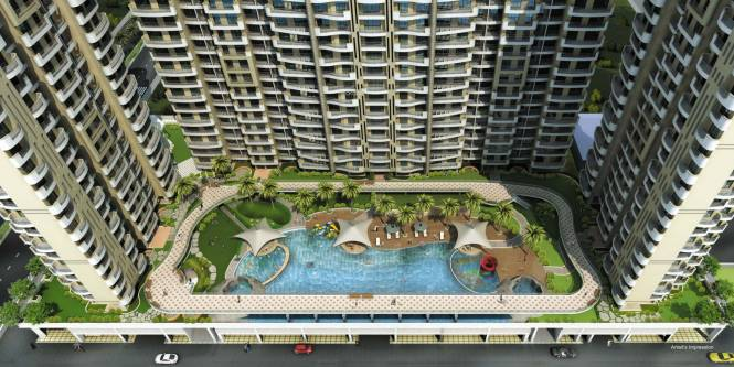 Paradise Sai Mannat Elevation