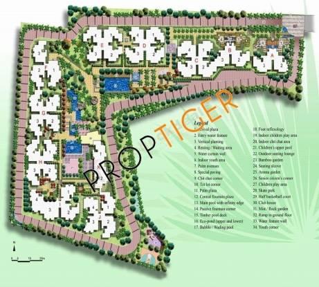 Rohan Jharoka Master Plan