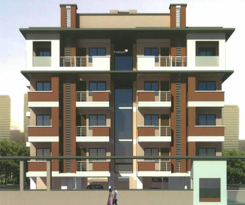 Aashish JK Apartments Elevation