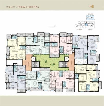 Chitrakut Environs Cluster Plan