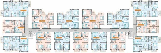 Samhita Serenity Cluster Plan