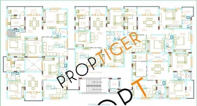 VRR SS Enclave Cluster Plan