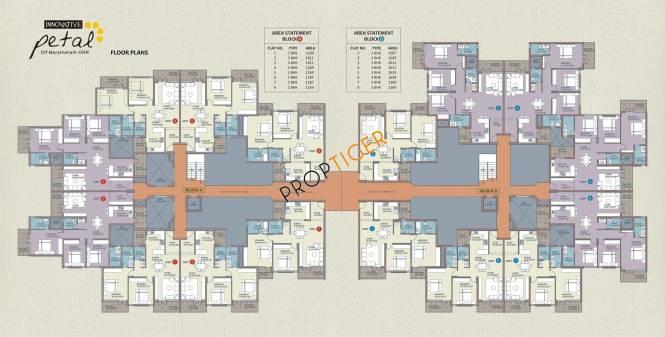 Innovative Petal Cluster Plan