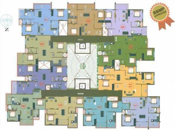 Winning JC Serene Cluster Plan
