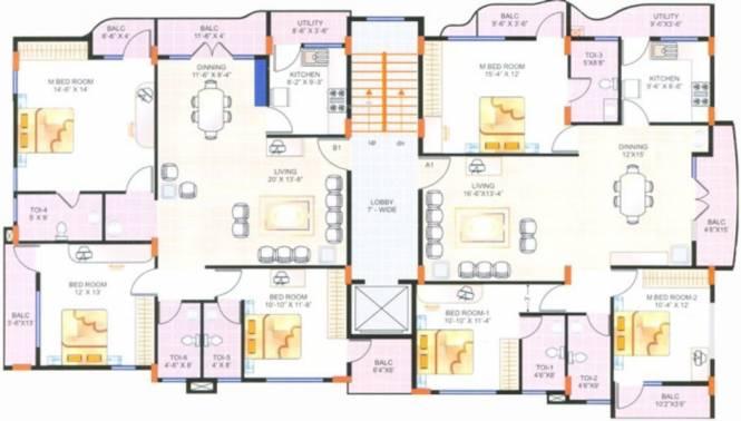 Fortuna Fortuna Meadows Cluster Plan