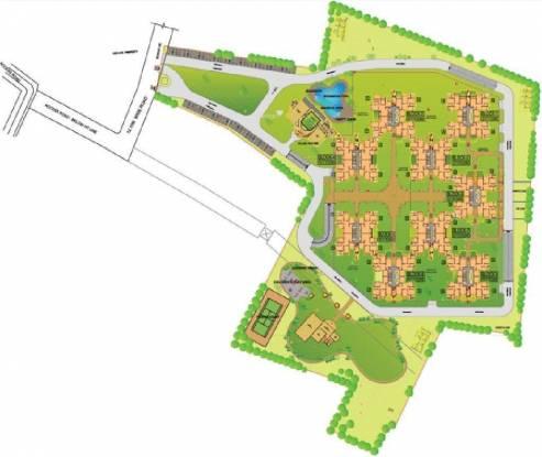 Sobha Daffodil Site Plan