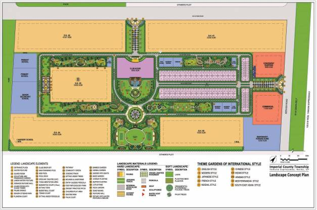 HDIL Imperial County Site Plan