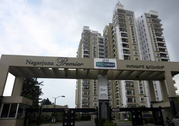 NCC Nagarjuna Premier Elevation