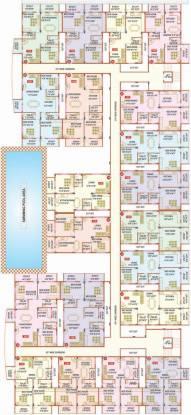 Mahaveer Wilton Cluster Plan