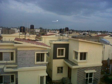 Artha Grihasta Villas Construction Status