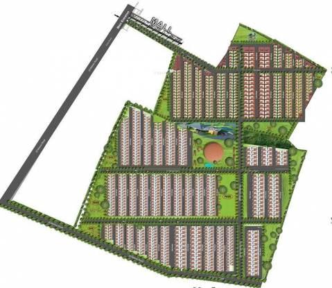 Artha Grihasta Villas Layout Plan