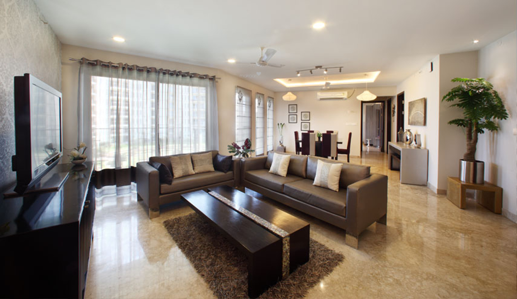 2660 Sq Ft 4 BHK Under Construction Property Apartment For Sale At Rs 3.46  Crore In Ozone Metrozone In Anna Nagar, Chennai