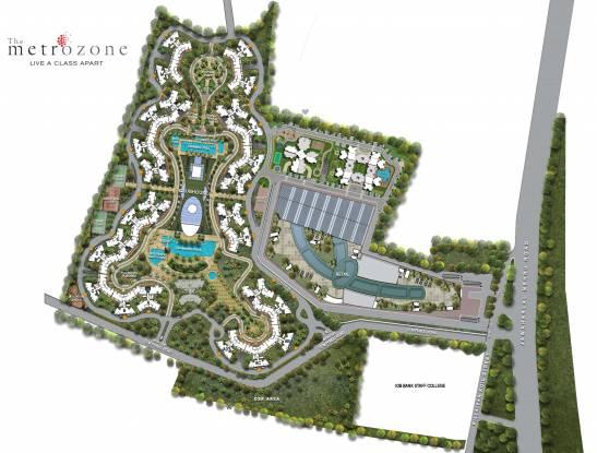 Ozone Metrozone Master Plan