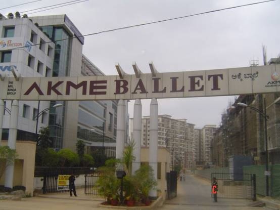 Akme Ballet Elevation