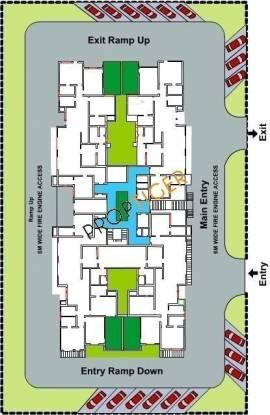 Sobha Fiorella Master Plan