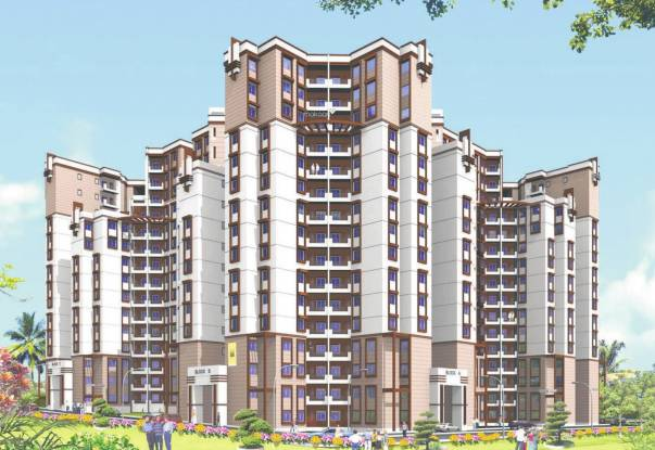 Sobha Sunscape Elevation