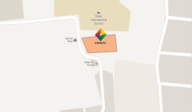 Krishvi Orange Tree Location Plan