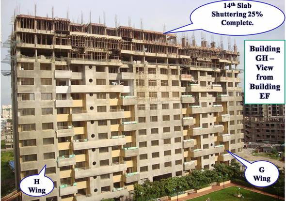G Corp Greens Construction Status