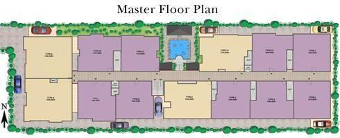 Bharat Niliya Site Plan