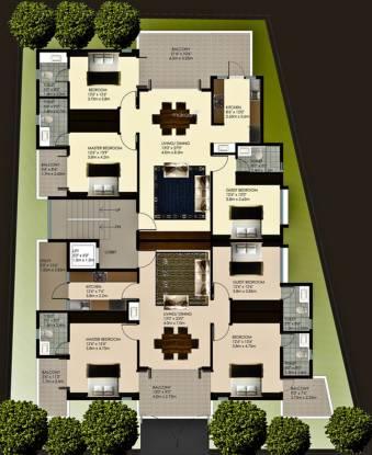 Zaffars Ambrosia Cluster Plan