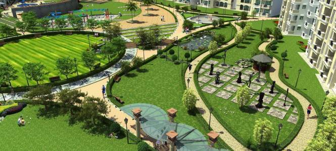 Ramprastha The Edge Towers Amenities