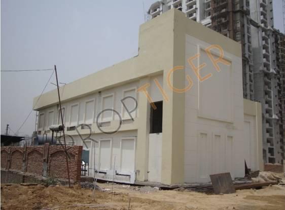 Mahagun Mahagunpuram Construction Status