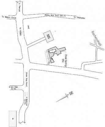 IDEB Riverspring Location Plan