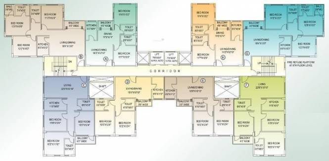 Diamond City West Cluster Plan