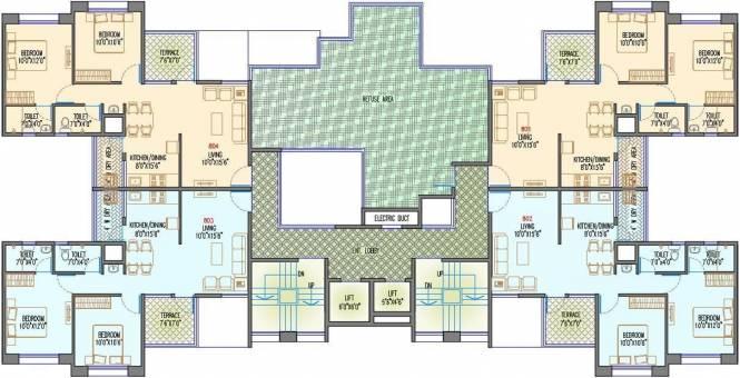 Magnus Simpli City Cluster Plan