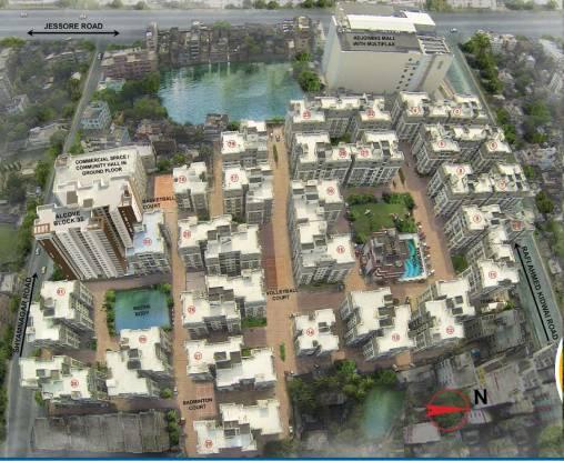 Diamond City North Elevation