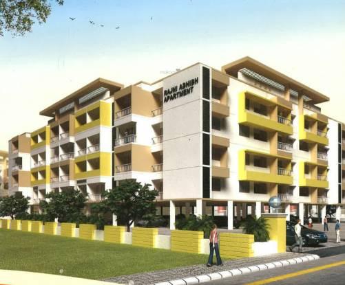 Aashish Rajni Ashish Apartament Elevation