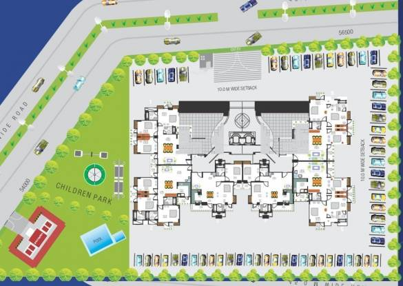 Arihant Altura Layout Plan